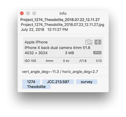 Theodolite User Manual